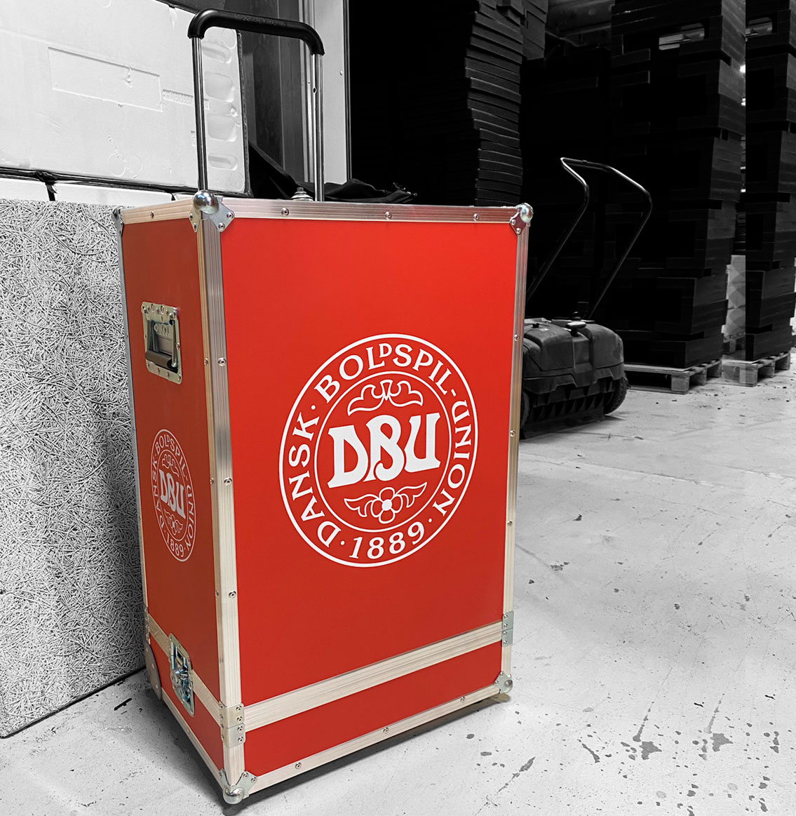Branded Flight case