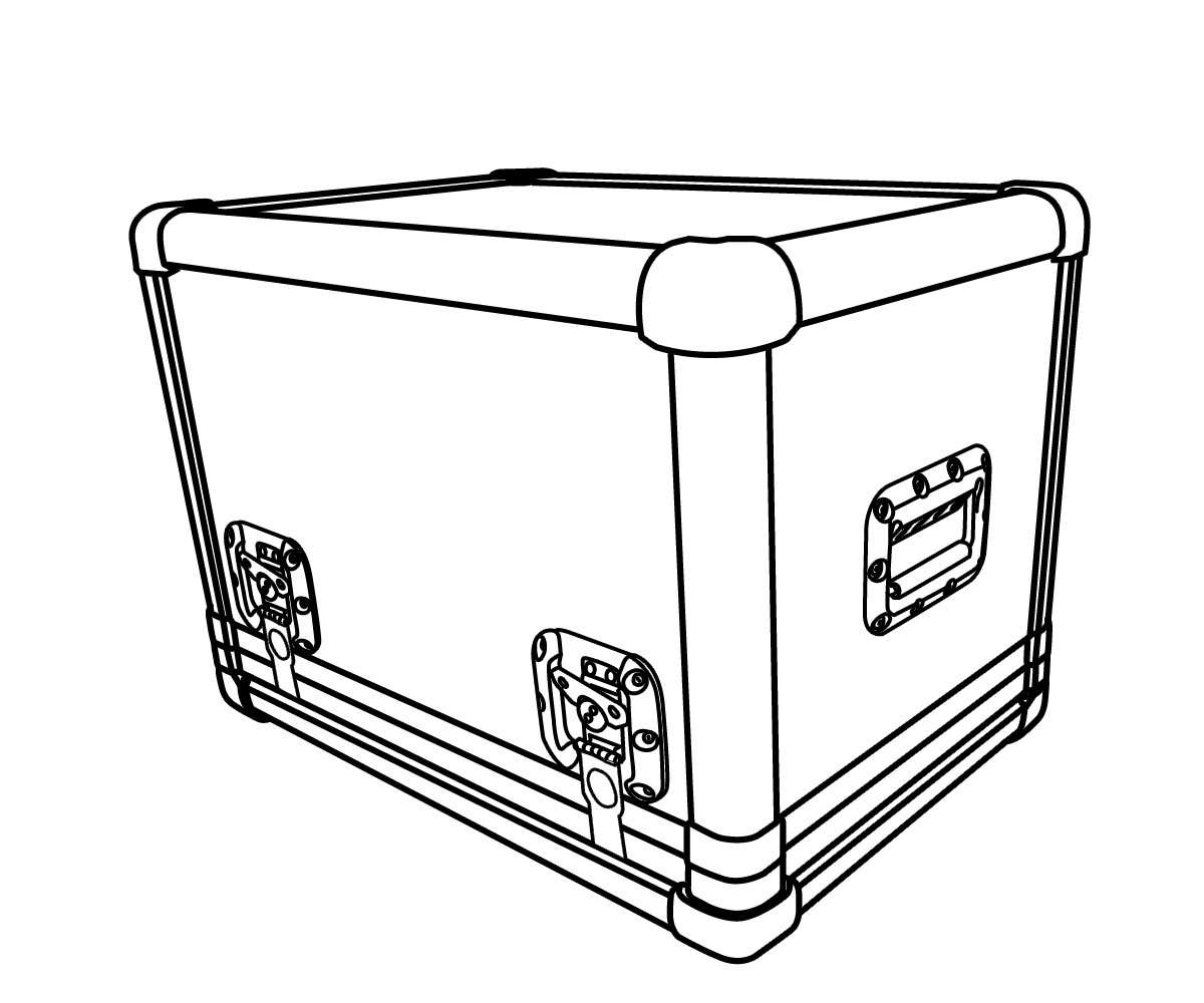 Custom IP Rated Cases