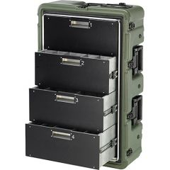 Peli Hardigg MC4100 Medchest 8 Drawer