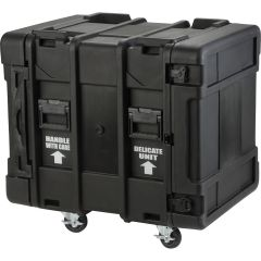 "SKB 24"" Deep 12u Roto Shock Rack (610 x 483 x 533 mm)"