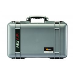 Peli 1535 Air Carry-On Silver With Foam